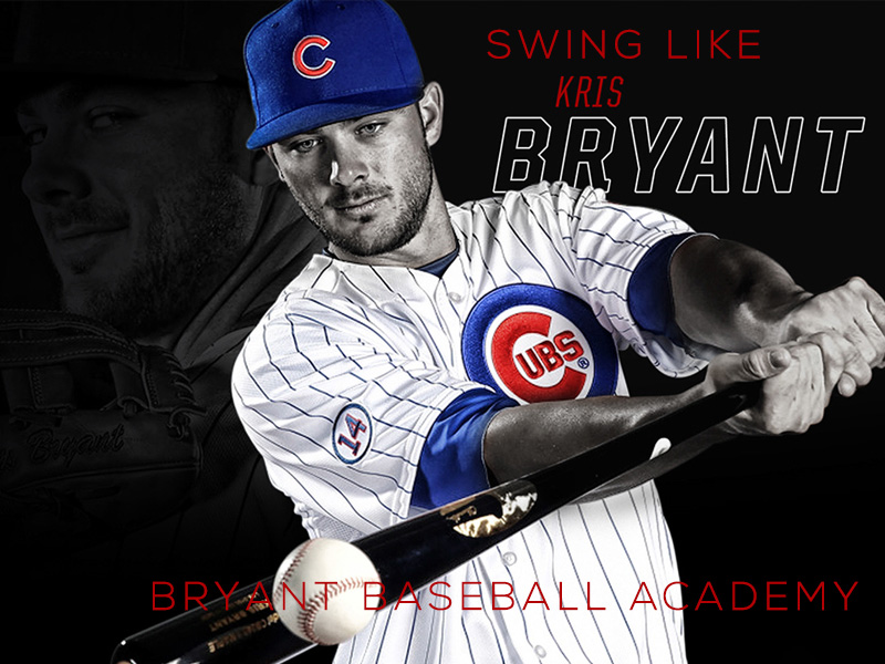 Bryant Baseball Academy creative digital group client