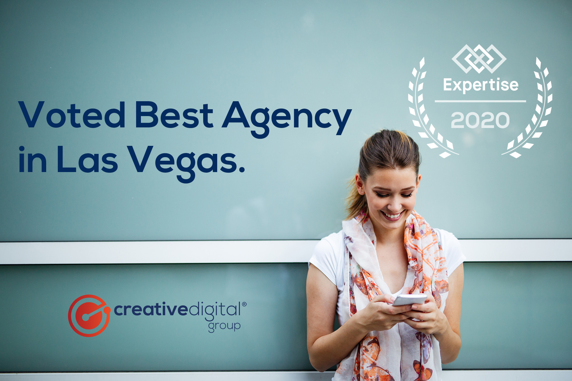 voted best pay per click agency in Las Vegas