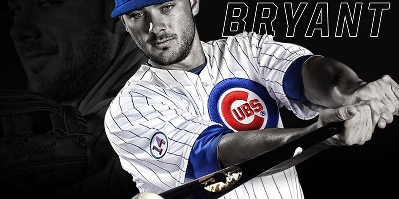 Kris Bryant Creative Digital Group Design & Marketing Client